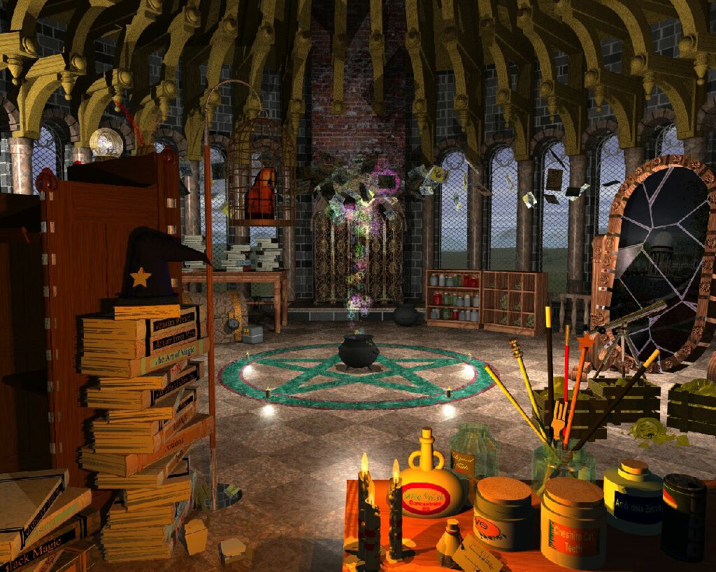 science wizards lab by - photo #24